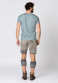 Stockerpoint - ALOIS - Shorts - rauch geäscht - 2