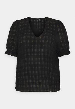 VMKIMM - Print T-shirt - black