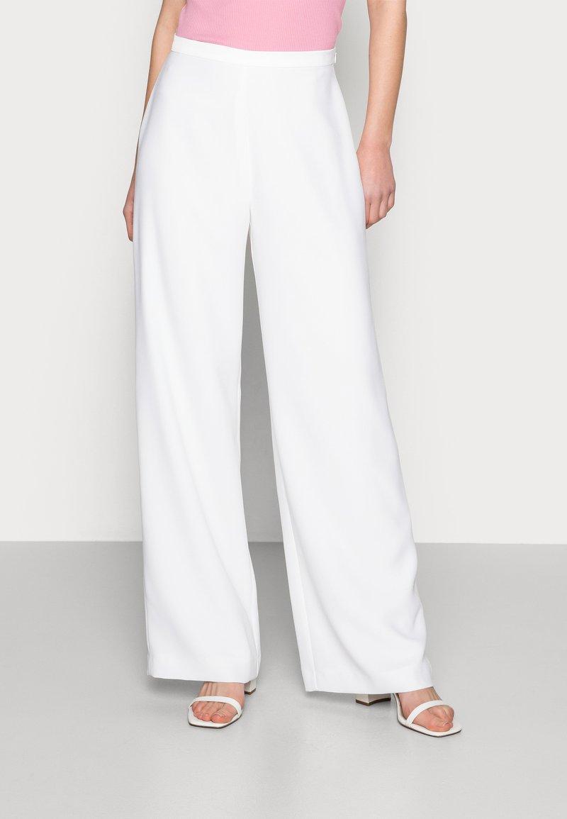 Swing - Pantalon classique - ivory