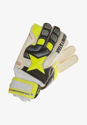APS PROTECTION ZELOS  - Goalkeeping gloves - black/yellow/white