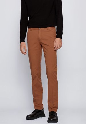Chinos - dark brown