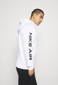 Nike Sportswear - HOODIE - Sweatjacke - white/photon dust/black - 5