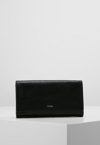 LOGAN - Wallet - black