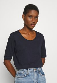 Esprit - Camiseta básica - navy - 0