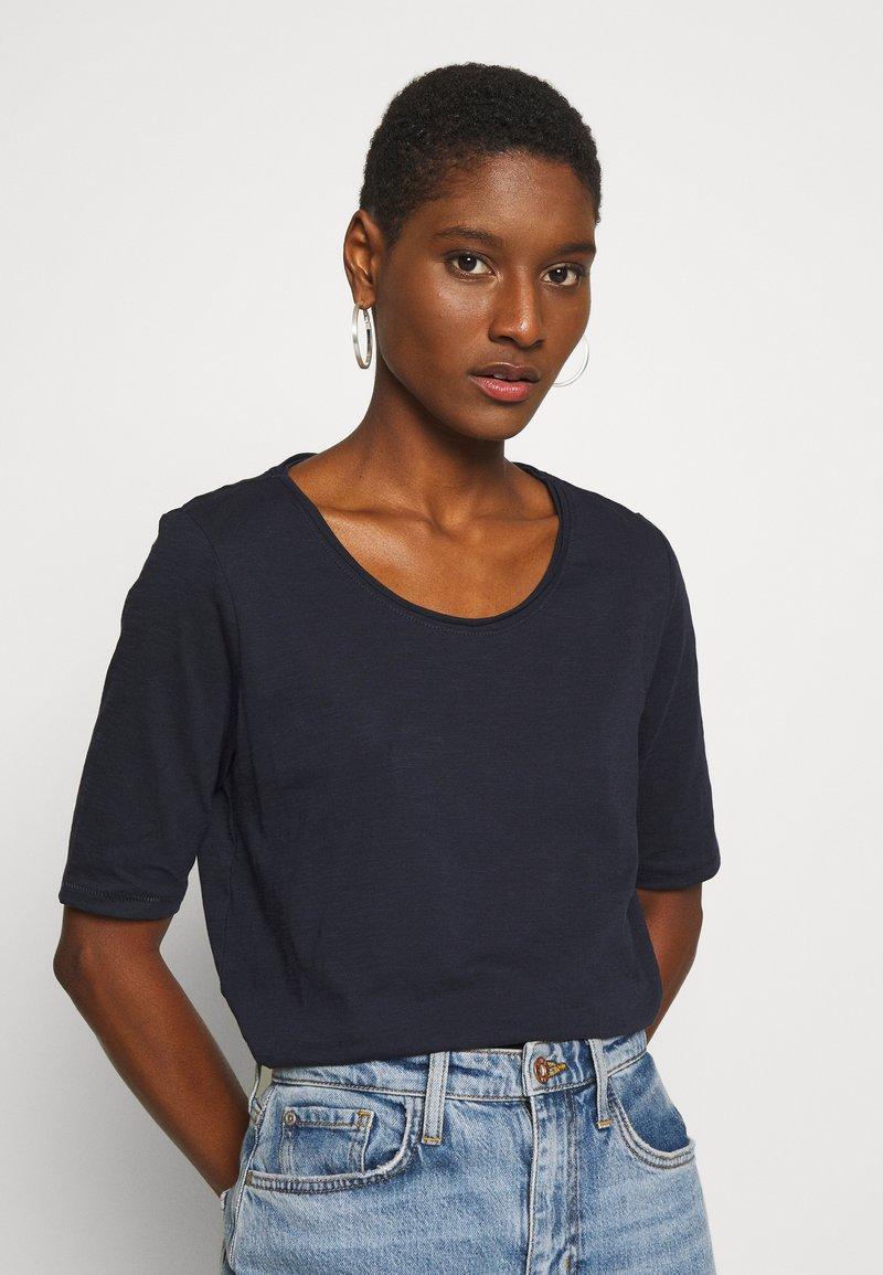 Esprit - Camiseta básica - navy