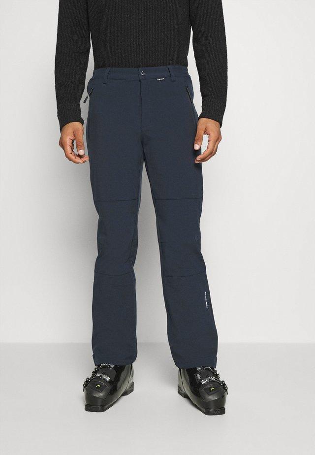 FRANKFURT - Pantaloni da neve - dark blue