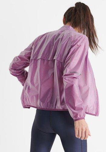 Sports jacket - vivid viola