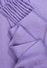 Pieces - Szal - aster purple - 2