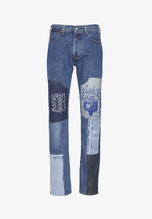 501 ORIGINAL - Jeans a sigaretta - stonewash 80684