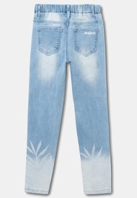 Desigual - Straight leg jeans - blue - 1