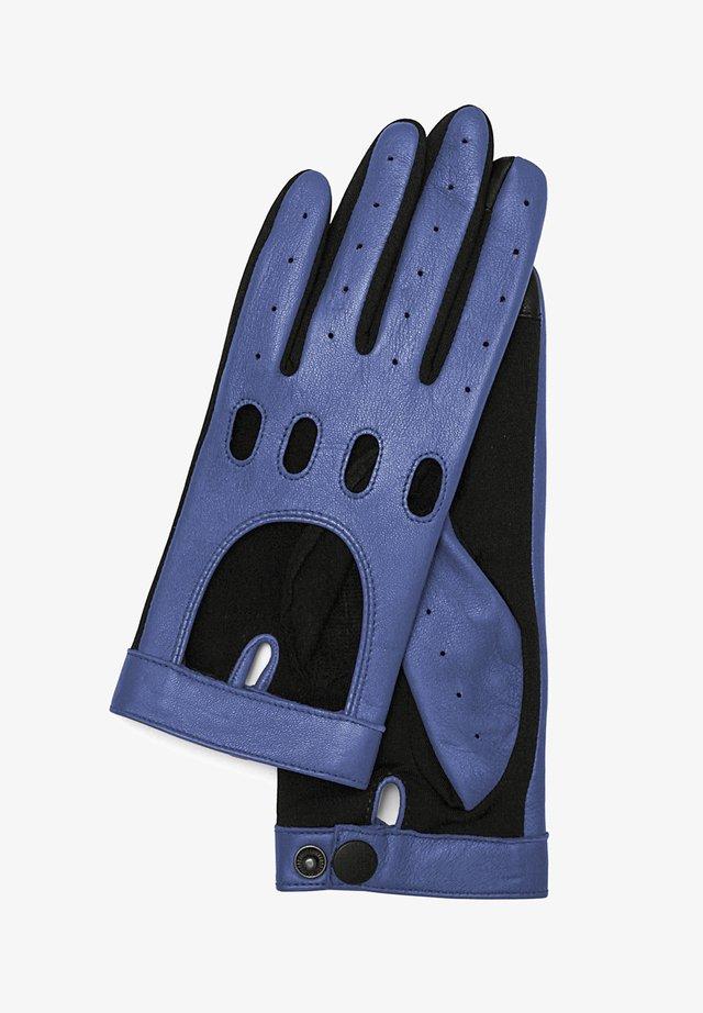 Gloves - denim blue