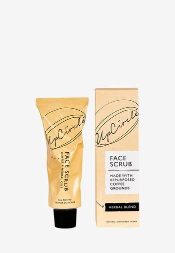 COFFEE FACE SCRUB - Face scrub - herbal blend