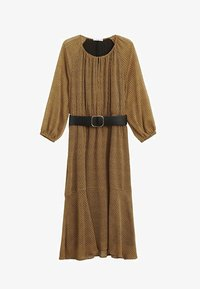 TOPOS7 - Day dress - karamel