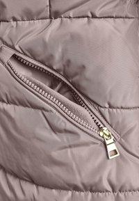 Next - Winter coat - mauve - 5