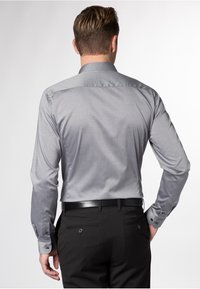 Eterna - EXTRA SLIM FIT  - Formal shirt - grey - 1