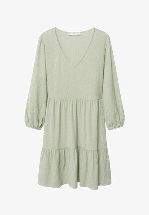 Day dress - pastellgrün