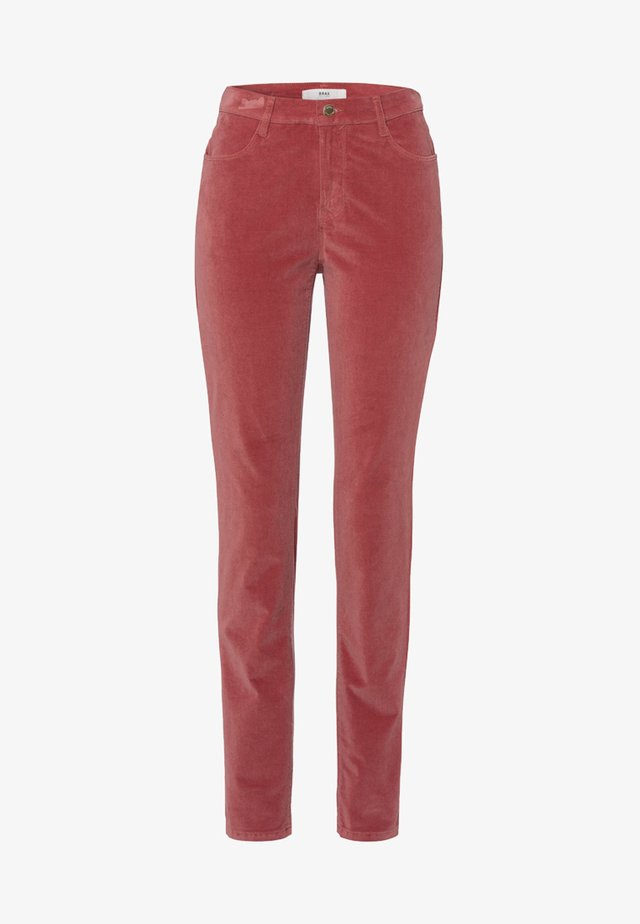 STYLE MARY - Pantalon classique - rosewater