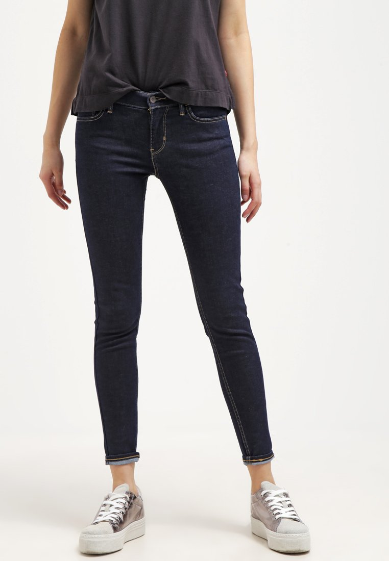 Levi's® - 710 INNOVATION SUPER SKINNY - Jeans Skinny Fit - dunkelblau