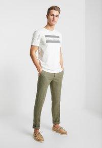 Marc O'Polo - Trousers - olive - 1