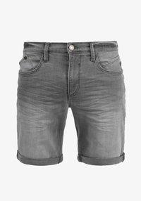 Blend - GRILITSCH - Denim shorts - denim grey - 3
