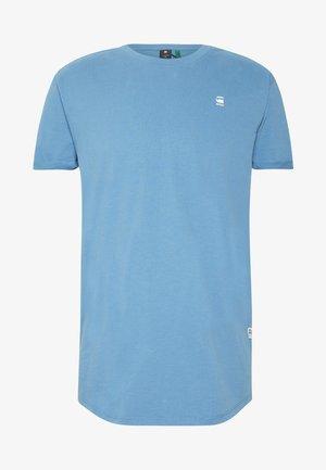 LASH ROUND SHORT SLEEVE - T-shirt - bas - blue