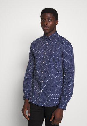 Košile - dunkelblau