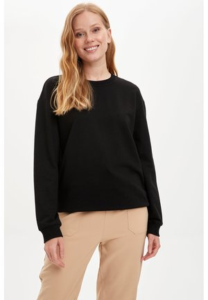 SWEATSHIRT - Bluza - black