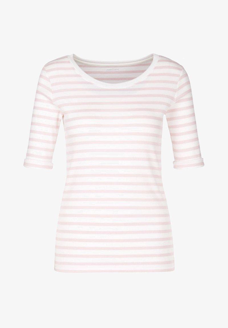 Marc Cain - Basic T-shirt - rose