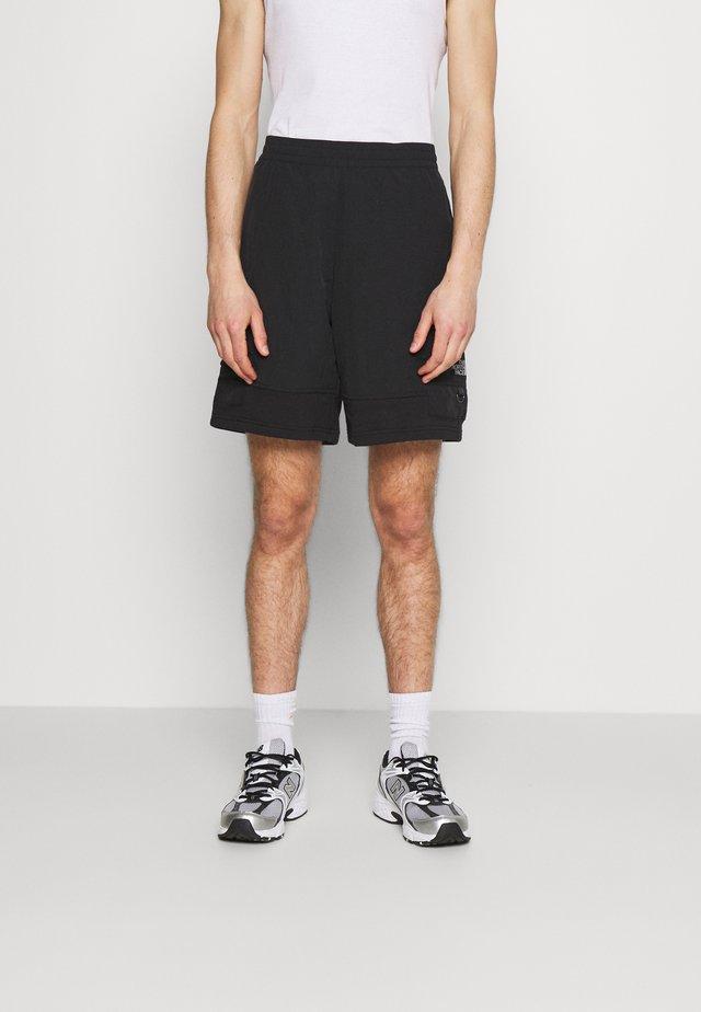 STEEP TECH LIGHT - Shorts - black