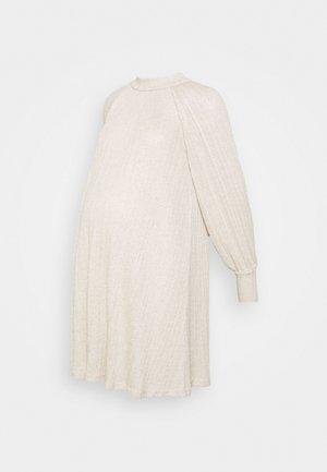 PCMDALILAH DRESS - Jumper dress - fog