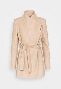 Ted Baker - ROSESS - Classic coat - camel - 4