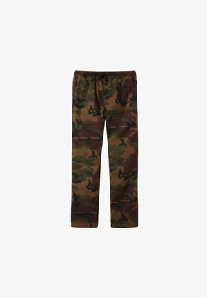 BY RANGE PANT BOYS - Trousers - camo