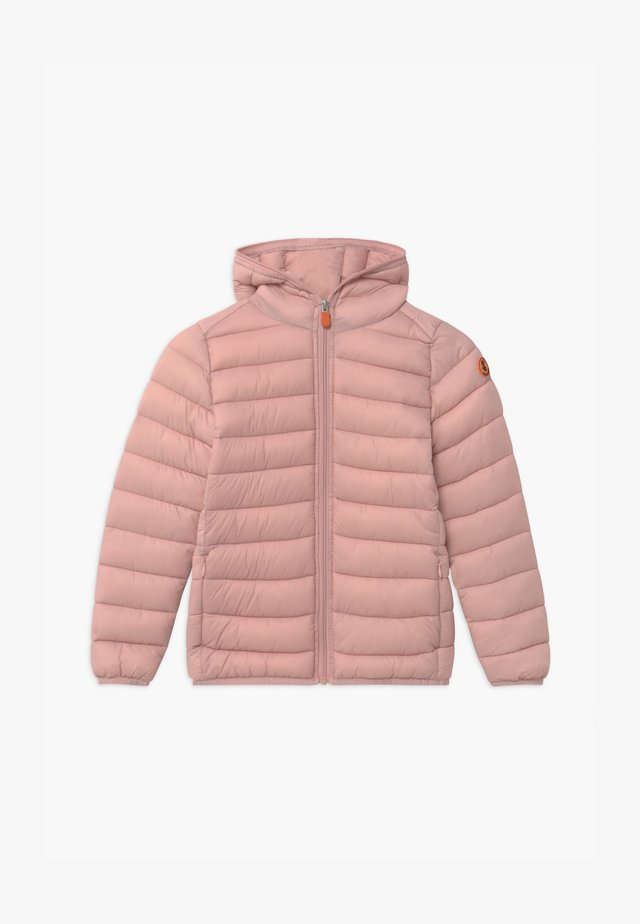 GIGAY - Winter jacket - blush pink