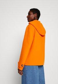Oakwood - AMALFI - Klasický kabát - orange - 2