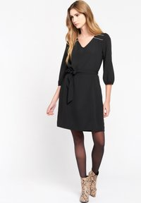 LolaLiza - WITH BELT - Day dress - black - 3