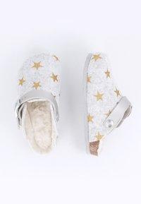 Genuins - SHETLAND STARS - Slippers - gold - 1