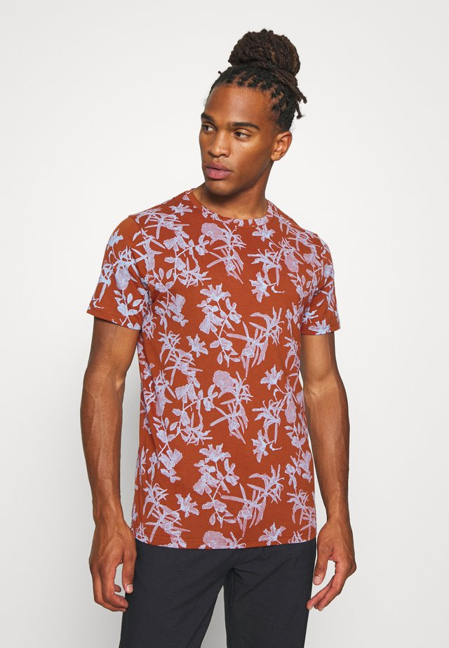 JANNIK TEE - T-shirt con stampa - picante