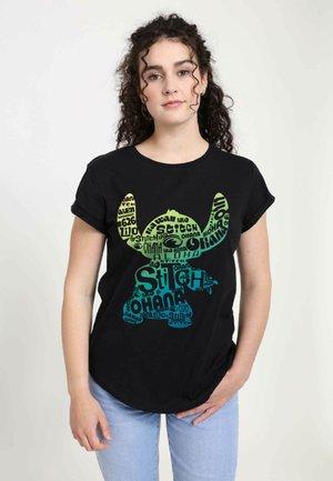 DISNEY CLASSICS  - T-shirt print - black
