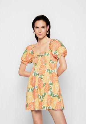 MIGUELINA MINI DRESS - Denní šaty - mariposa
