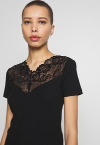 Anna Field - T-shirts med print - black - 4