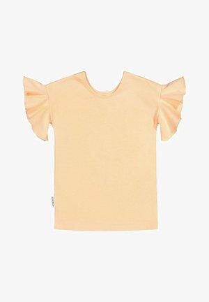 Basic T-shirt - honey