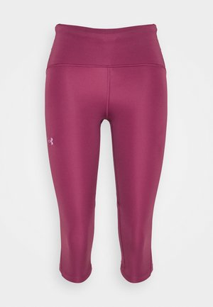 FLY FAST SPEED CAPRI - 3/4 sports trousers - pink quartz