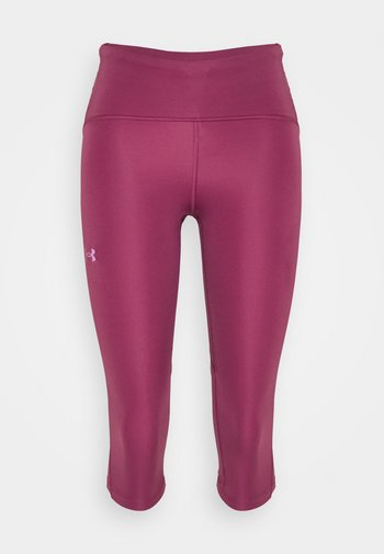 FLY FAST SPEED CAPRI - Pantalón 3/4 de deporte - pink quartz