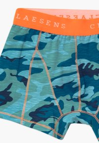 Claesen's - BOYS 2 PACK - Pants - dark blue/turquoise/mint - 4