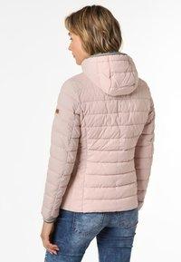 camel active - STEPP - Winter jacket - altrosa - 2
