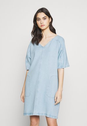 HEDDA - Denim dress - blue denim
