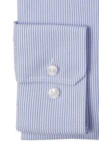 Seidensticker - SHAPED STREIFEN LANGARM BÜGELFREI  - Formal shirt - blue - 2