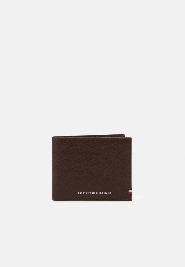 BUSINESS MINI WALLET - Portefeuille - chestnut