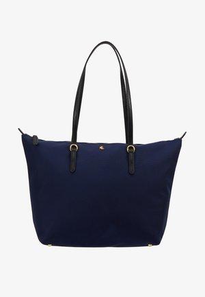 KEATON TOTE-SMALL - Handbag - navy