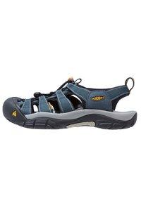 Keen - NEWPORT H2 - Walking sandals - navy/medium grey - 0